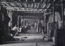 The Interior Of The Olden Longhouse