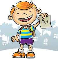 Sukses Anak di Sekolah Berawal dari Rumah