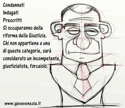 riforma Gava satira vignette