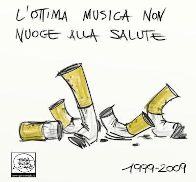 Omaggio ottima musica salute anniversario morte