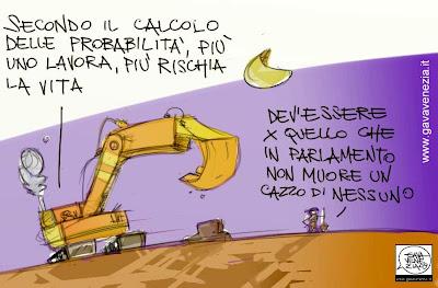 Parlamentari Gava satira vignette