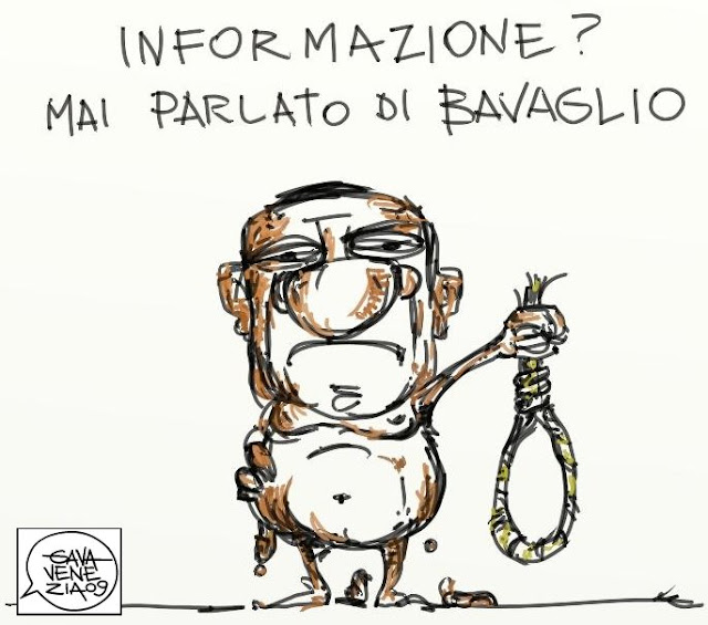 Gava Satira gavavenezia gavavenezia.it Berlusconi informazione