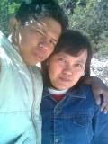 foto ini adalah foto saya dengan orang yang aq sayangin