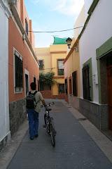 Almeria musulmana, esta es la zona de la Almedina