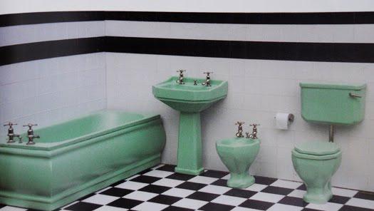 Modern mini houses - Deco hangende toilet ...