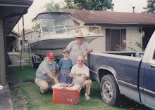 Amy, Dad and HIs Family From Louisiana