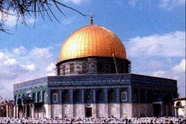 Lingam (Phallus) meczetu Al Aksa
