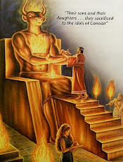 Child sacrifice to Baal