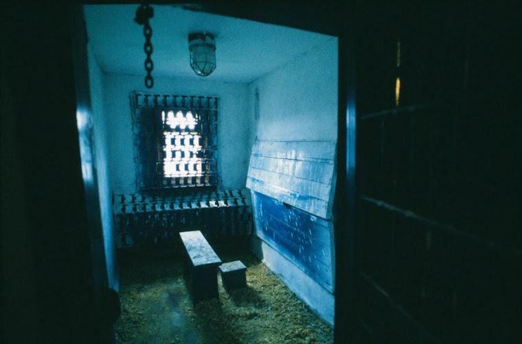 Izolatka gulagu w Permie