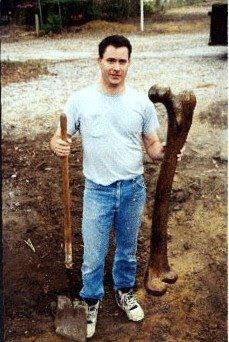 A Giant Leg