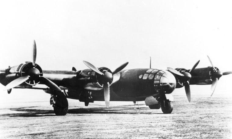 Messerschmidt Me 264