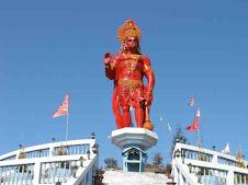 Hanuman, an Aryan Apegod