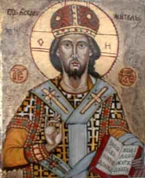 Chrystus Krolem