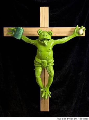 Jezus-zaba