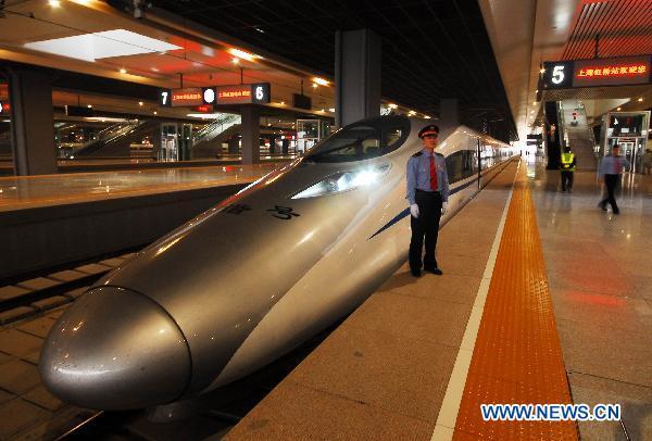 Chinski ekspress dotrze nad Morze Srodziemne