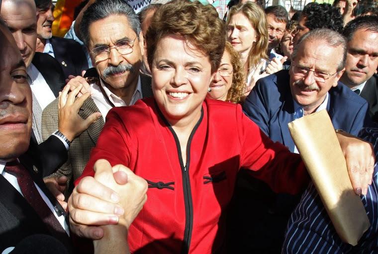 Dilma Rousseff, corka emigrantow z Bulgarii