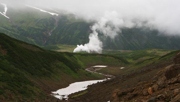 Rosja i Islandia beda rozwijac geotermiczna energie na Kamczatce