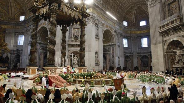 Partia Zielonych w Watykanie