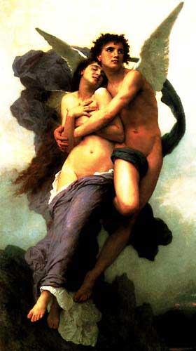 Antygrawitacja mitologiczna