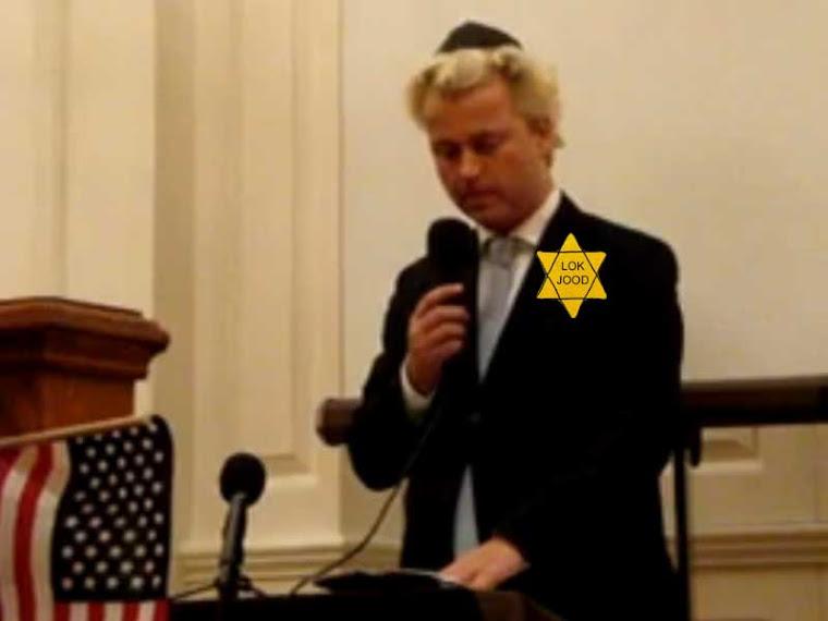 Anty-islamski Geert Wilders, potencjalny premier Holandii