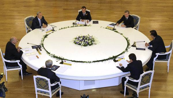 Szczyt CSTO w Moskwie