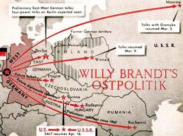 Ostpolitik Kanclerza W. Brandta