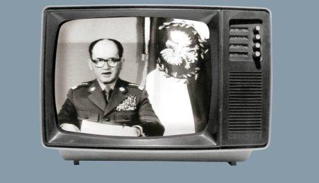 Stan Wojenny 13 grudnia 1981r
