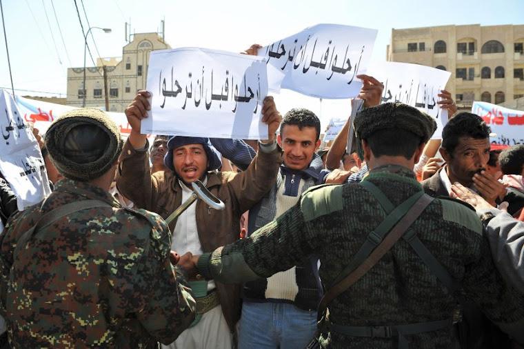 Rosnie gniew ludu w Jemenie