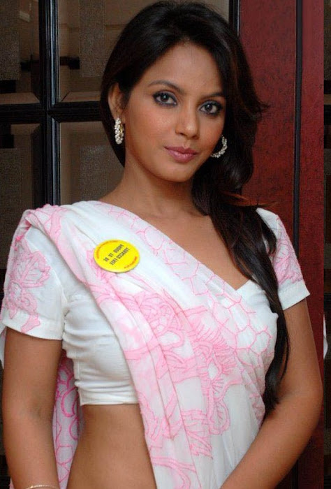 neetu chandra in saree hot images