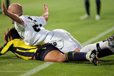 Las fotos mas graciosas del futbol