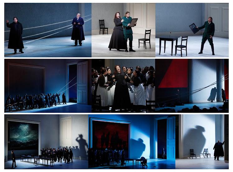 """""""Le Vaisseau Fantôme"""" de Wagner, Opéra Bastille"""