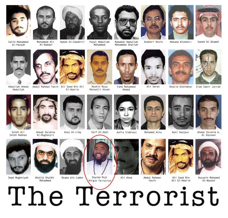 Teroris Indonesia