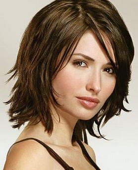modern hairstyles photos 2014: modern medium hairstyles