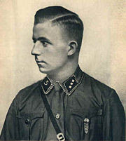 horst wessel murio por el ideal nacionalsocialista