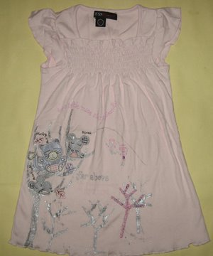 Dress Guess Aplikasi Kaktus 2-12thn Rp.65.000,-