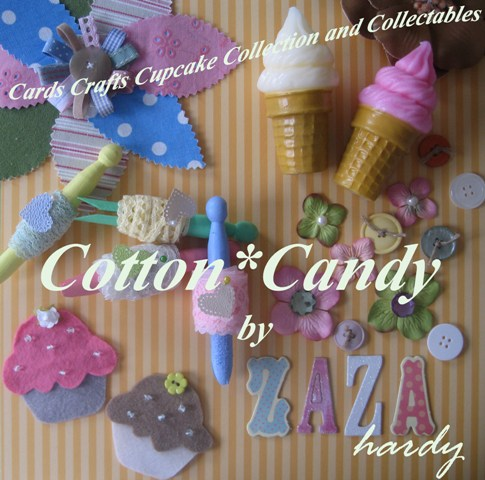 Cotton*Candy Cards Crafts and Collectables