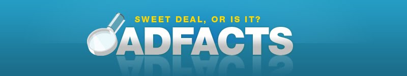 AdFacts.biz: deals, savings, truth and trends in advertising and more