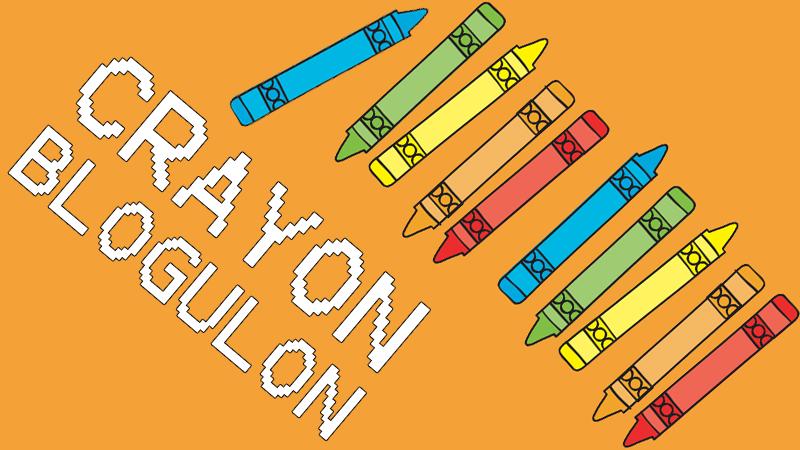 crayon blogulon