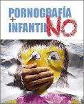 No a la Pornografia Infantil