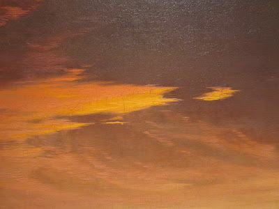Frederic Church Twilight in the Wilderness