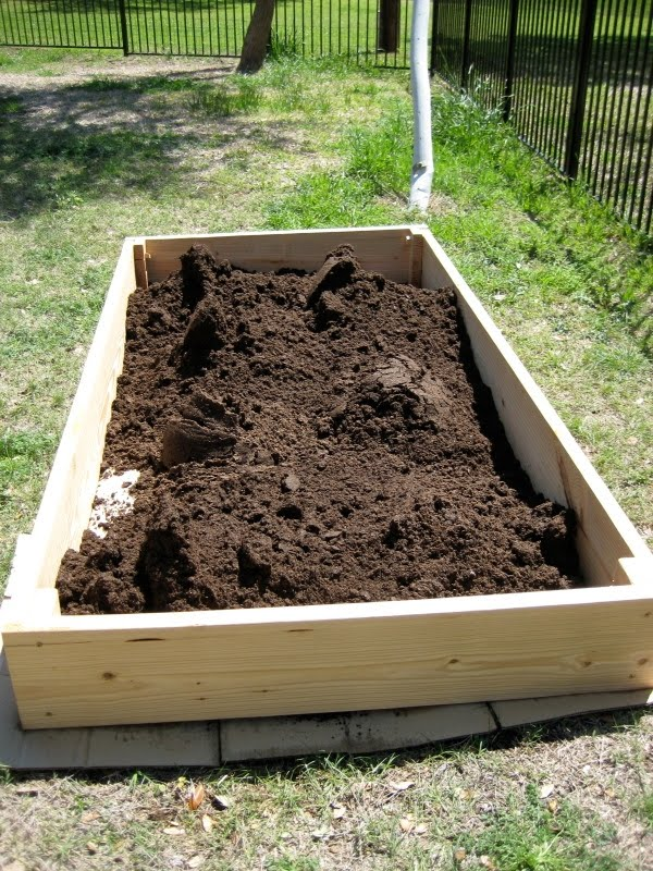 Calculate Soil Needed For Raised Bed