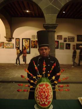 MI PRESENTACION EN EL MUSEO DE SAN PEDRO EN PUEBLA