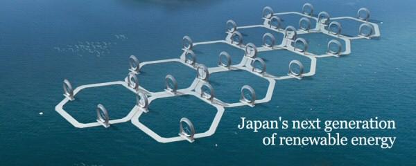 Nouvelle génération d'éoliennes en mer (éolienne offshore)