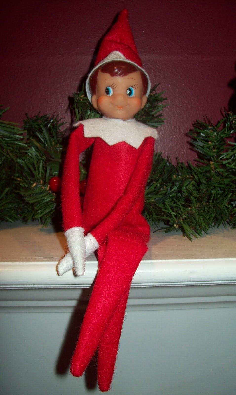 Lisa Shafer: A Writer's Blog: Exposé: The Elf On The Shelf ...