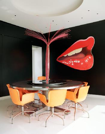 Sea interiores - Mobiliario pop art ...