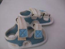 sandalia bebe talla 16