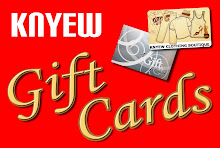 KNYEW GIFTCARDS