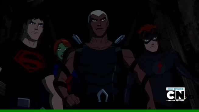 Young Justice Episode 4 Drop Zone. Young Justice 104 Drop Zone