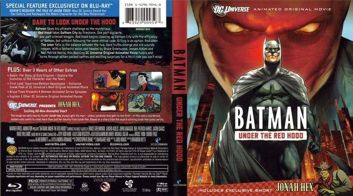 Batman Under The Red Hood Movie Review