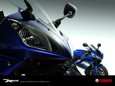 The new Yamaha R15 - The indian Style - Wallpapers